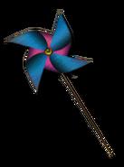 Pinwheel from FFVII concept art