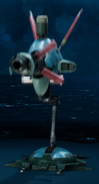 Sentry Ray in Enemy Intel in FFVII Remake