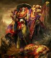 Yojimbo in Mobius Final Fantasy