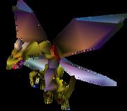 Ark Dragon FF7