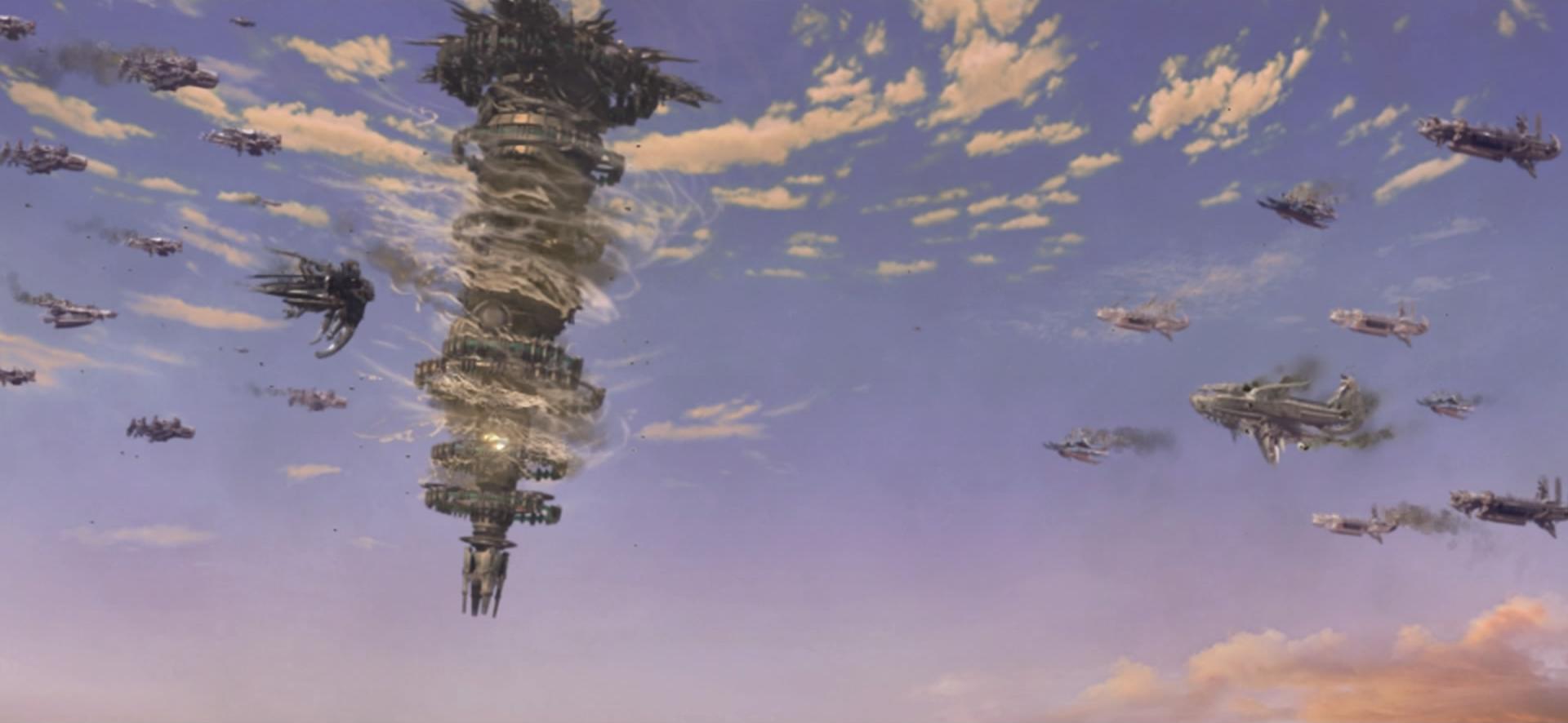 Sky Fortress Bahamut