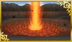 FFAB Ifrit's Cauldron (Crater) FFXI Special
