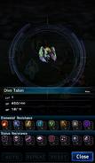 FFBE Dive Talon Analyze