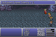 FFVI Spoils Screen