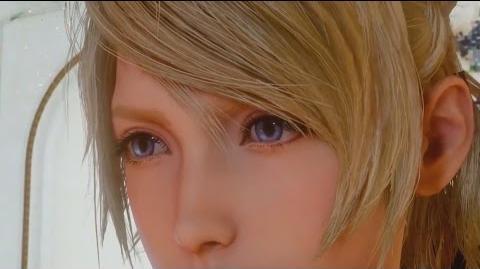 Final Fantasy XV Tech Demo 1