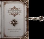 LOVELESS Book - Crisis Core
