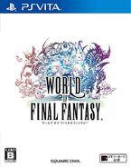 World of Final Fantasy PSVita JPCover