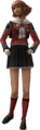 Cater-type0-psp-model-dress