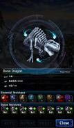 FFBE Bone Dragon Analyze