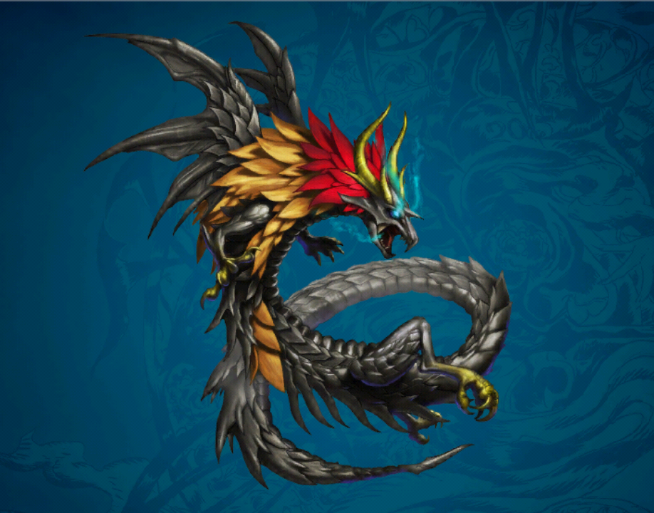 Kaiser Dragon (Dimensions II)