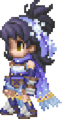 FFLII Kunoichi Outfit