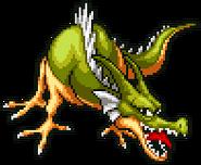 FFRK Dragon DQ
