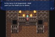 FFVI IOS Kaiser Dragon Encounter