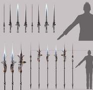Ignis-Scientia-FFXV-Weapons