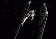 Lunar Base satellite from FFVIII Remastered