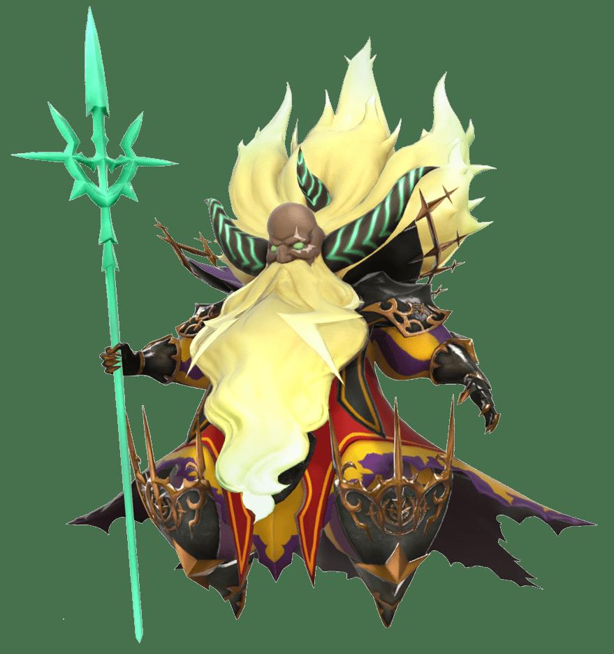 Ramuh (World of Final Fantasy)