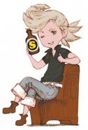 BD Ringabel SP Drink