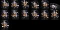 FFRK Sephiroth Executioner sprites