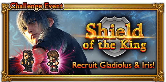 Shield of the King (Record Keeper)