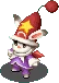 FFTS Moogle Time Mage Sprite