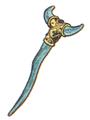 Rune Staff FFIII Art