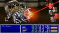 FF4PSP TAY Enemy Ability Laser