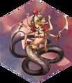 FFDII Marilith Sword Dance I Crystal