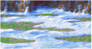 FFII Background Snow Cave