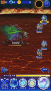 FFRK Kiss of the Wasp