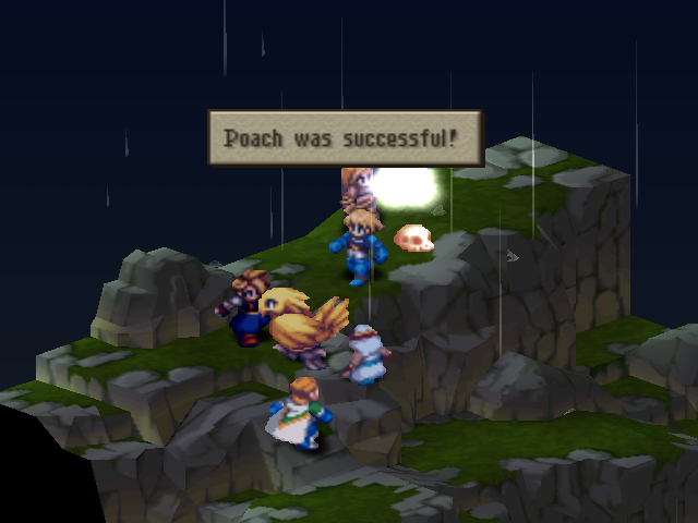 Final Fantasy Tactics/Catuse/First Meeting with Olan
