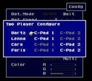 FFV SNES Multiplayer