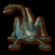 FFXIII2 enemy Chunerpeton