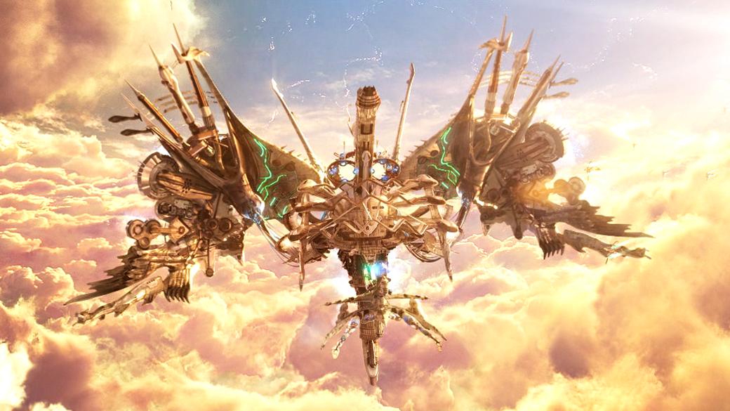 Lindblum (Final Fantasy XIII)