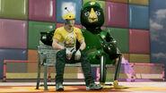 Noctis and Kenny in Tekken 7