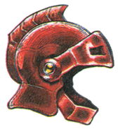 Onion Helm FFIII Art