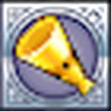PFF Gold Megaphone Icon.png
