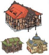 Player Housing FFXIV Art 2