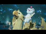 Stampede - Chocobo & Moogle summon sequence - Final Fantasy VII Remake