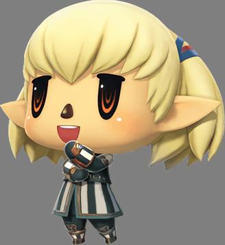 Shantotto (World of Final Fantasy boss)