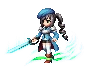 Atlie 1489 from FFBE sprite
