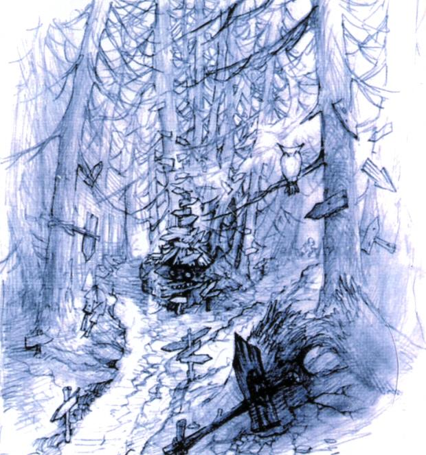 Black Mage Village Dead Forest FFIX Art.jpg