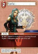 Carla 5-006R from FFTCG Opus