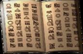 Cetra Book FF7