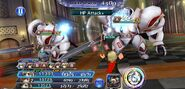 DFFOO Ace HP Attack