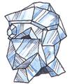 Diamond Helm FFIII Art