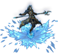 FFBE Veritas of the Waters Sprite 2