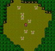 FFIII NES Living Forest