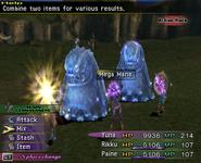 FFX-2 Mega Mana