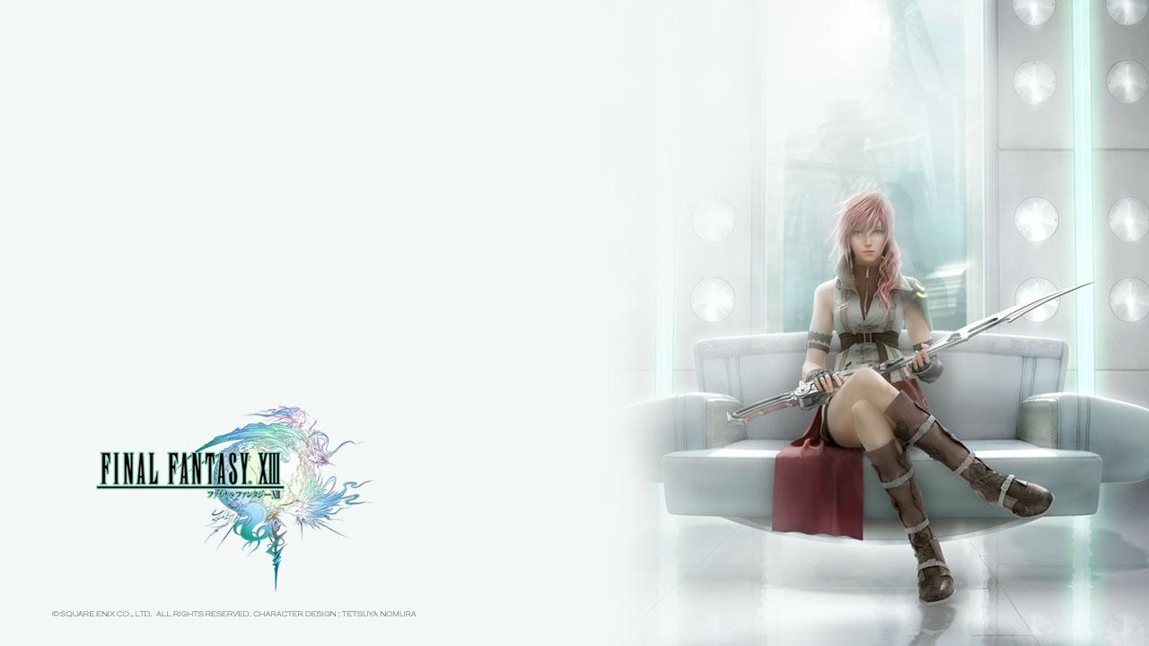 Fabula Nova Crystallis: Final Fantasy wallpapers