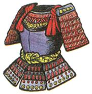 Genji Armor FFIII Art